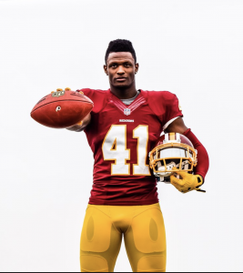 Will Blackmon, NFL, Player - Guest Speaker at GNEX 2018 Conference
