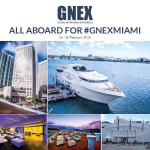 GNEX 2018 Conference - Miami, Florida