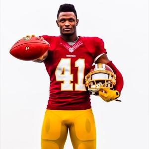 Will Blackmon, NFL Player