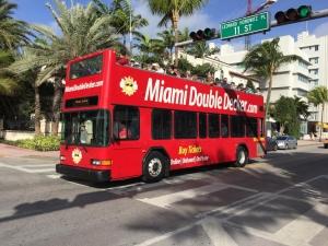 GNEX 2018: Miami Double Decker Bus Tour