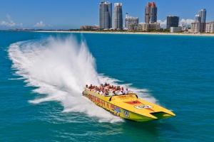 GNEX 2018: Thriller Miami Speedboat Adventures