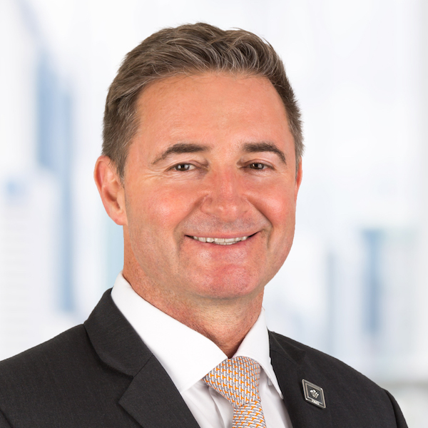 Barry Robinson, President and Managing Director, International Operations, Wyndham Vacation Clubs