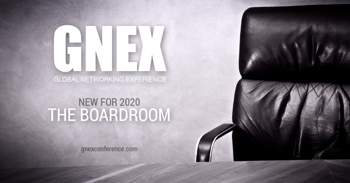 The Boardroom - GNEX Conference