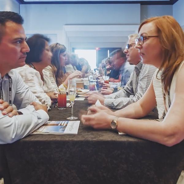 GNEX Conference - Speed Networking
