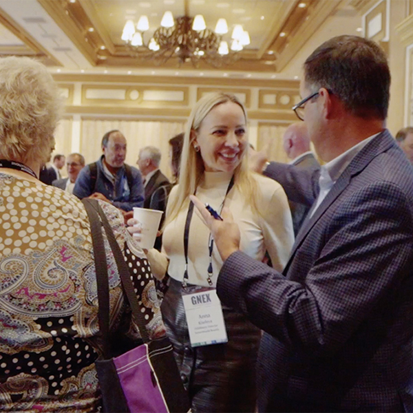 GNEX 2021 Conference - Networking