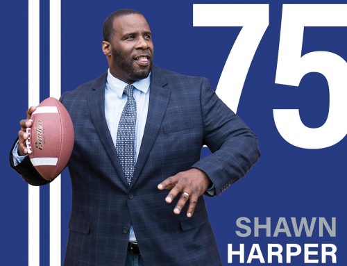 Shawn Harper, Former NFL Player To Speak At GNEX 2021 Conference